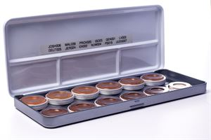 Foundation Pallette ( 12 shades)